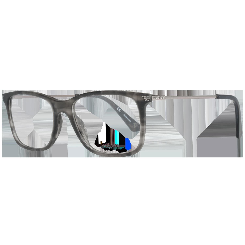 Police Optical Frame VPL563 6BZM 52 Grey