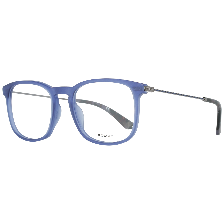Police Optical Frame VPL562N 955M 51 Blue