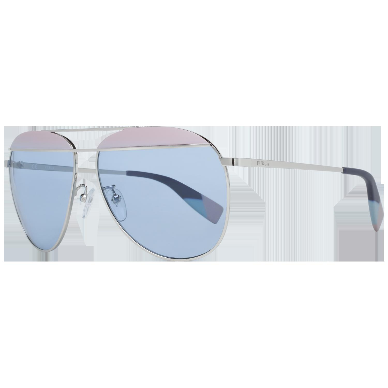 Furla Sunglasses SFU236 0523 59 Silver