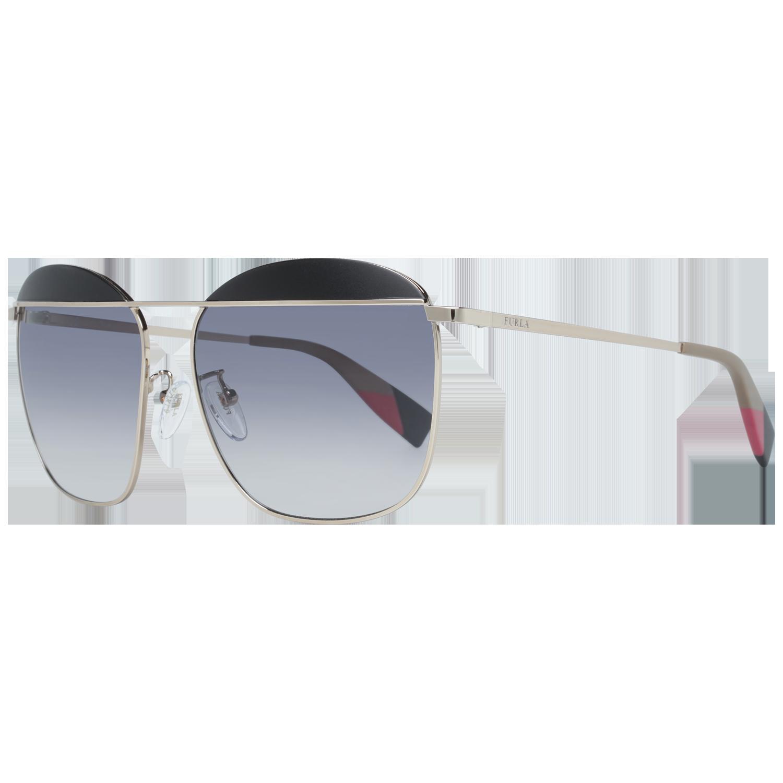 Furla Sunglasses SFU237 0492 59 Rose Gold