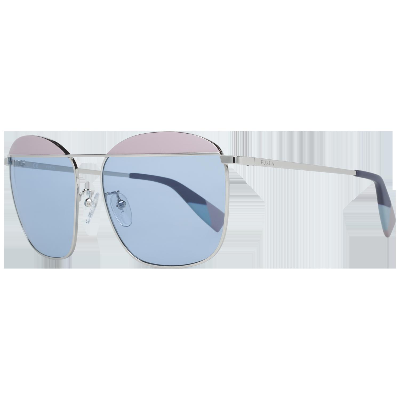 Furla Sunglasses SFU237 0523 59 Silver