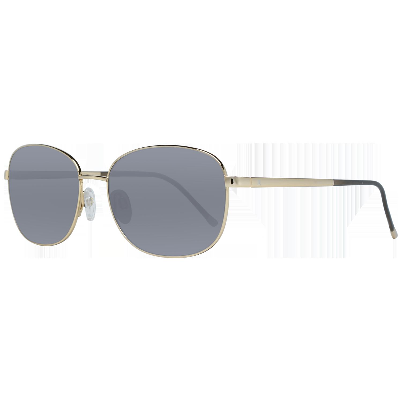 Rodenstock Sunglasses R7410 A 57 Gold