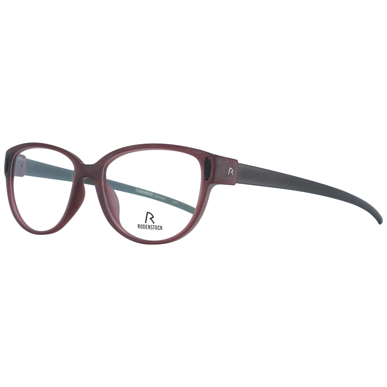 Rodenstock Optical Frame R8016 A 53 Burgundy
