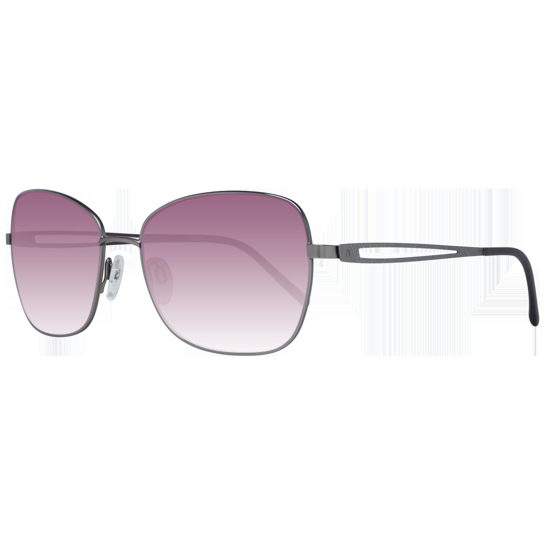 Rodenstock Sunglasses R1419 D 57 Gunmetal