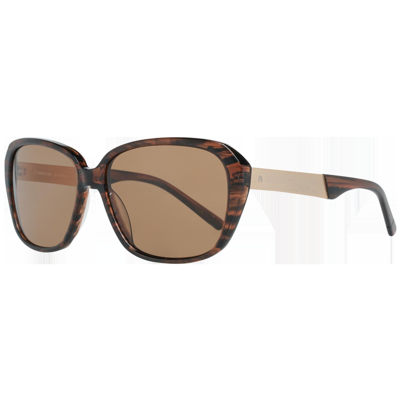 Rodenstock Sunglasses R3299 C 57 Brown
