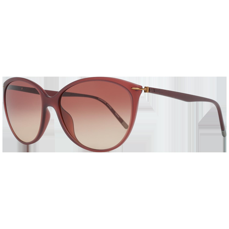 Rodenstock Sunglasses R7412 C 57 Titanium Red