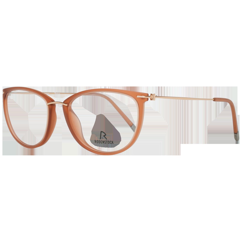 Rodenstock Optical Frame R7070 A 49 Brown