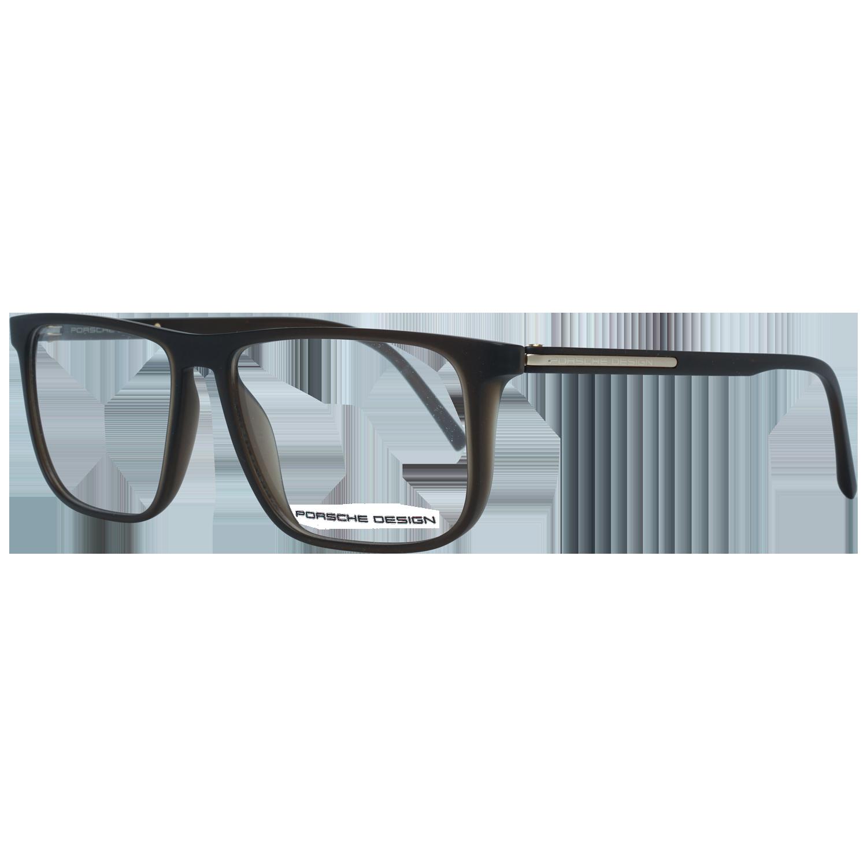 Porsche Design Optical Frame P8299 D 53 Brown