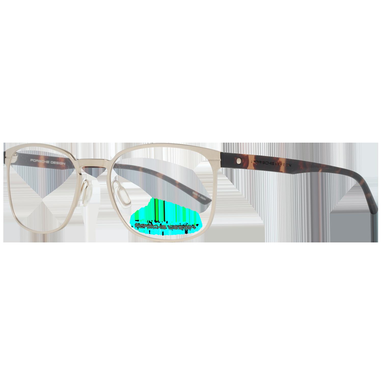 Porsche Design Optical Frame P8353 B 54 Silver