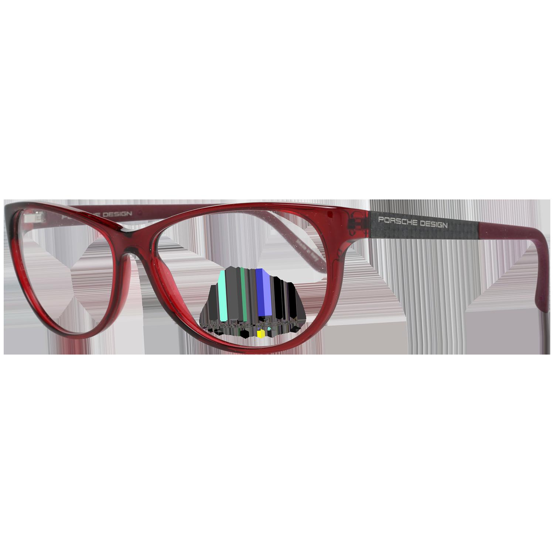 Porsche Design Optical Frame P8246 C 56 Red