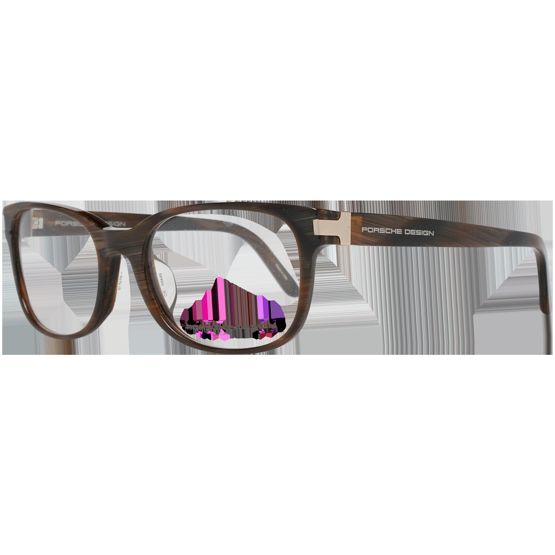 Porsche Design Optical Frame P8250 L 55 Brown