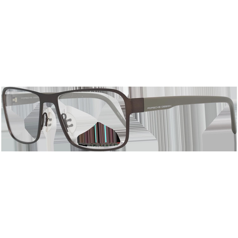 Porsche Design Optical Frame P8290 B 56 Brown