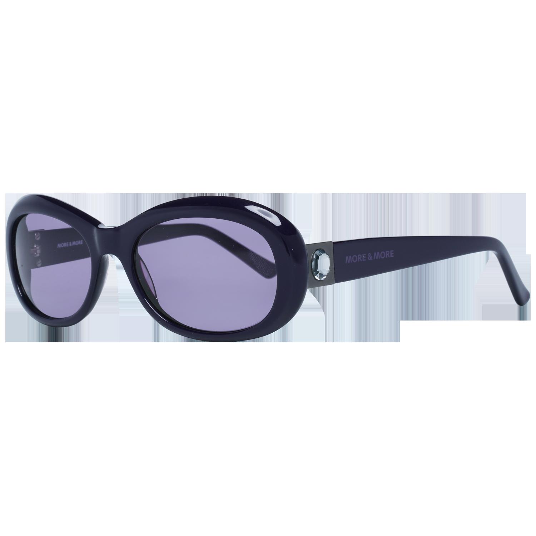 More & More Sunglasses MM54335 900 52 Purple