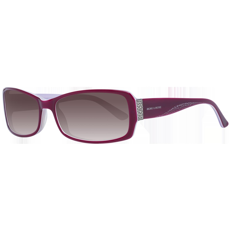 More & More Sunglasses MM54342 900 56 Purple