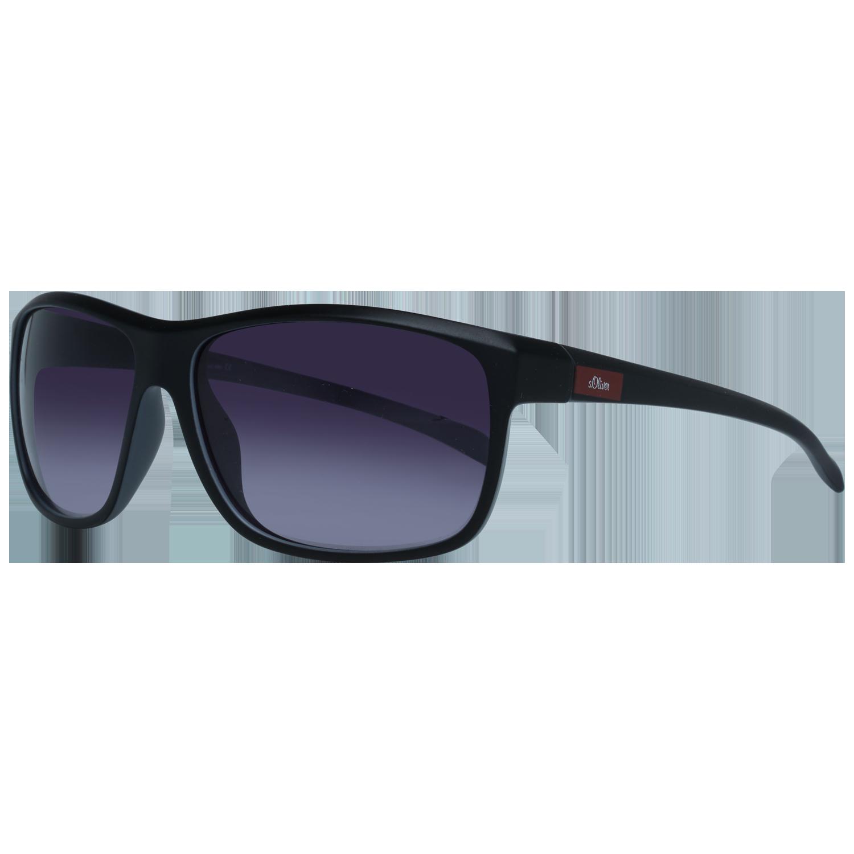 S. Oliver Sunglasses 98705-00680 Cof.3 60 Black