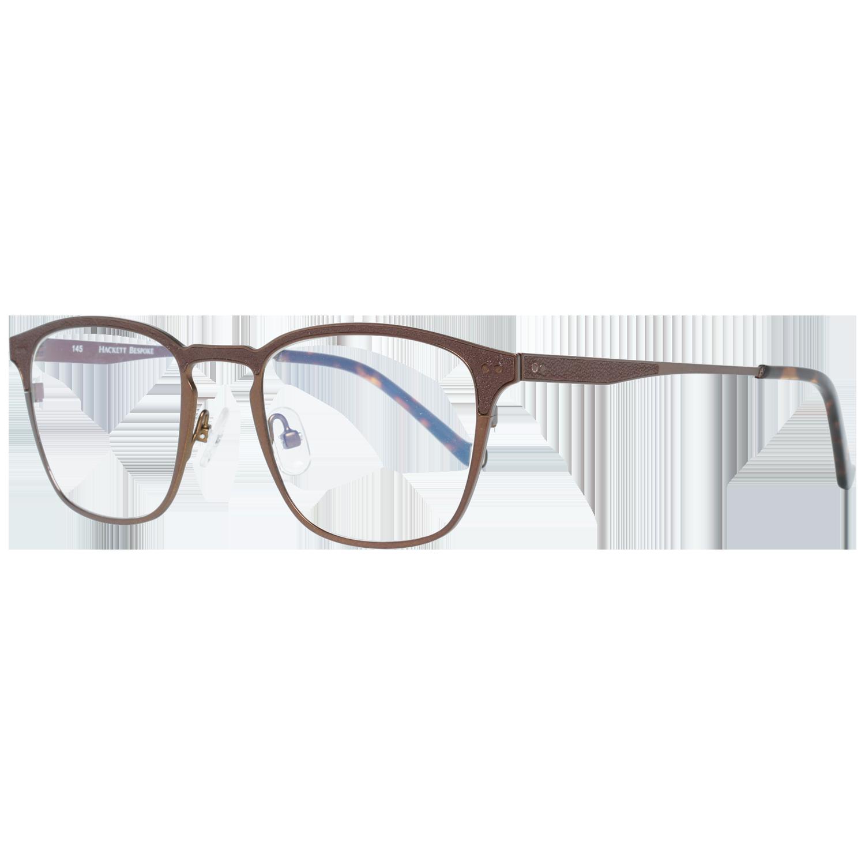 Hackett Bespoke Optical Frame HEB162 121 49 Brown