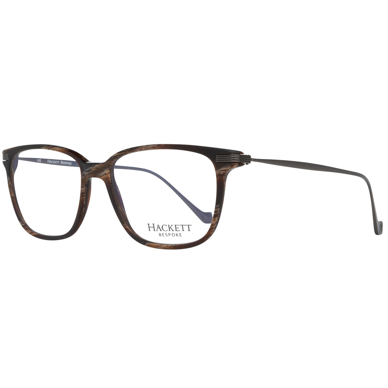 Hackett Bespoke Optical Frame HEB175 968 53 Brown