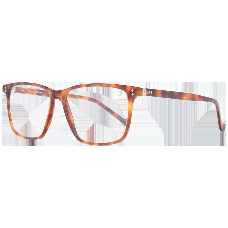 Hackett Bespoke Optical Frame HEB181 100 56 Brown