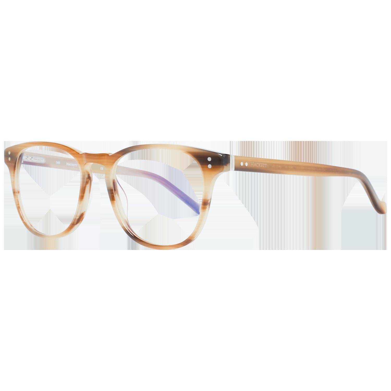 Hackett Bespoke Optical Frame HEB213 187 52 Brown