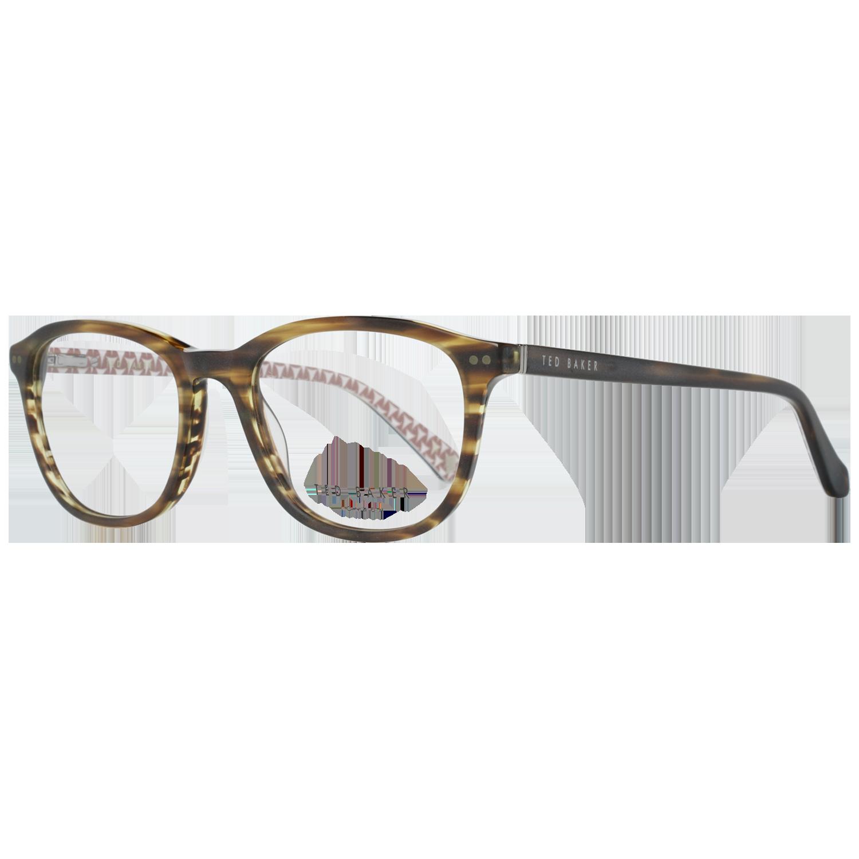 Ted Baker Optical Frame TB8177 105 50 Grover Brown