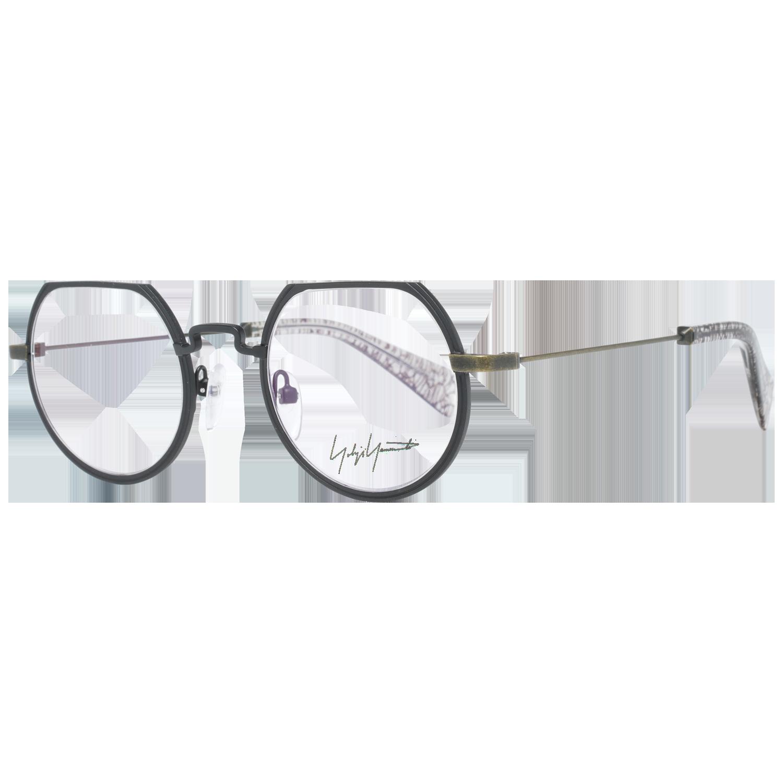 Yohji Yamamoto Optical Frame YY3020 004 46 Black