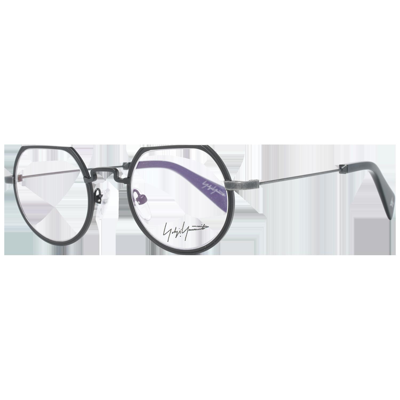 Yohji Yamamoto Optical Frame YY3020 009 46 Black