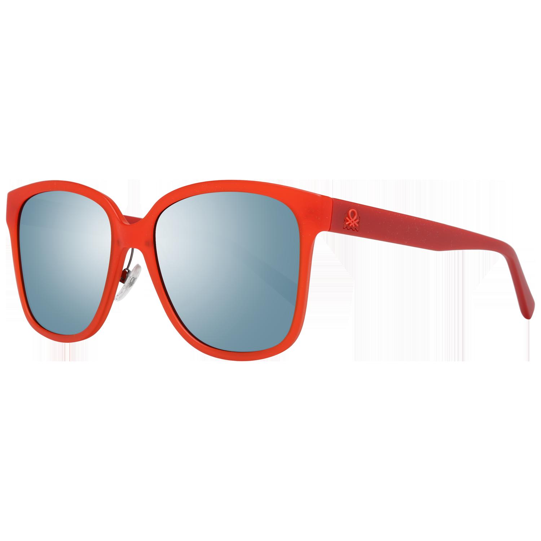 Benetton Sunglasses BE5007 202 56 Red