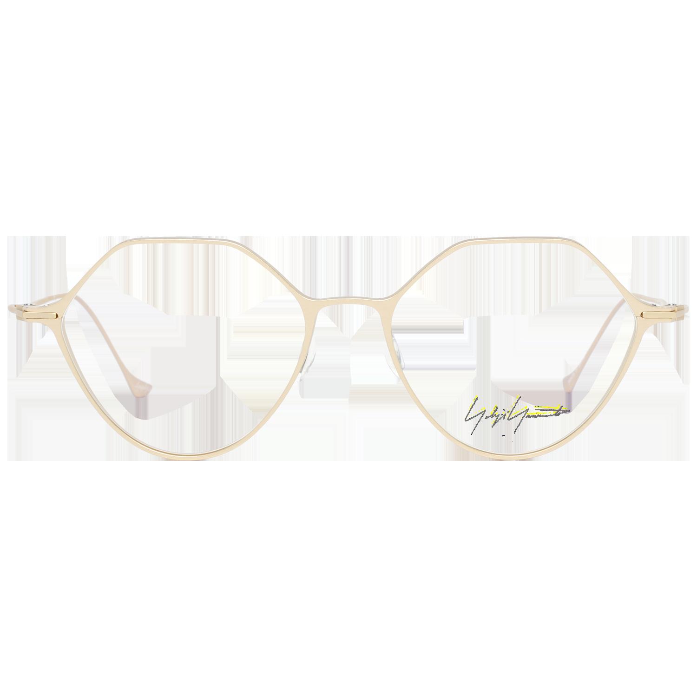 Yohji Yamamoto Optical Frame YY3021 400 50 Gold