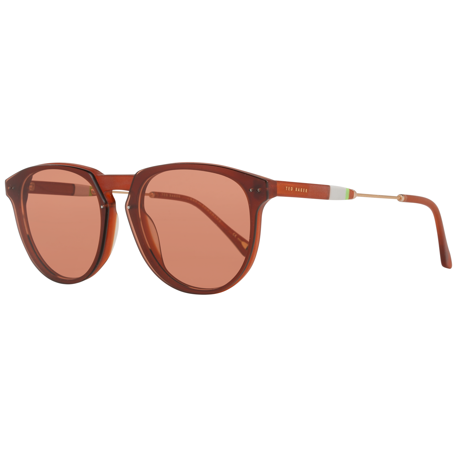 Ted Baker Sunglasses TB1574 305 65 Red