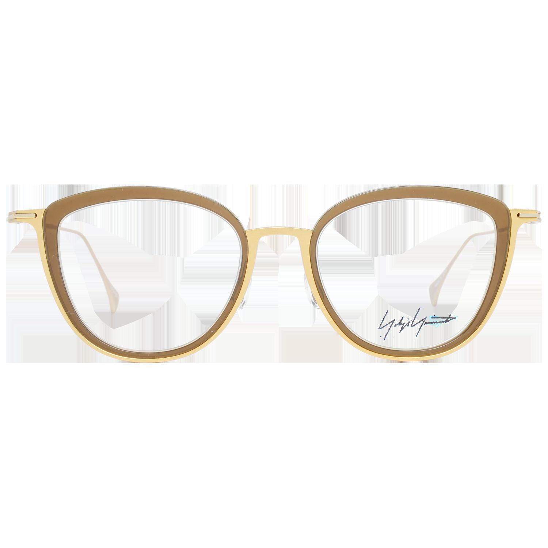 Yohji Yamamoto Optical Frame YY1041 401 49 Gold