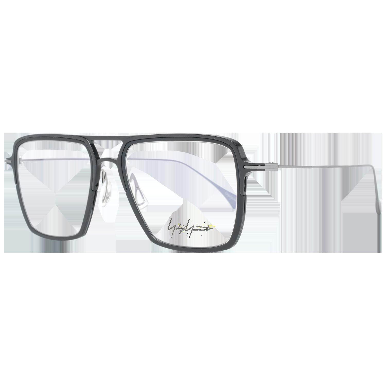 Yohji Yamamoto Optical Frame YY1043 002 53 Black