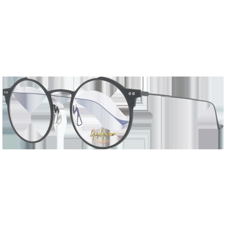 Yohji Yamamoto Optical Frame YY3025 002 49 Black