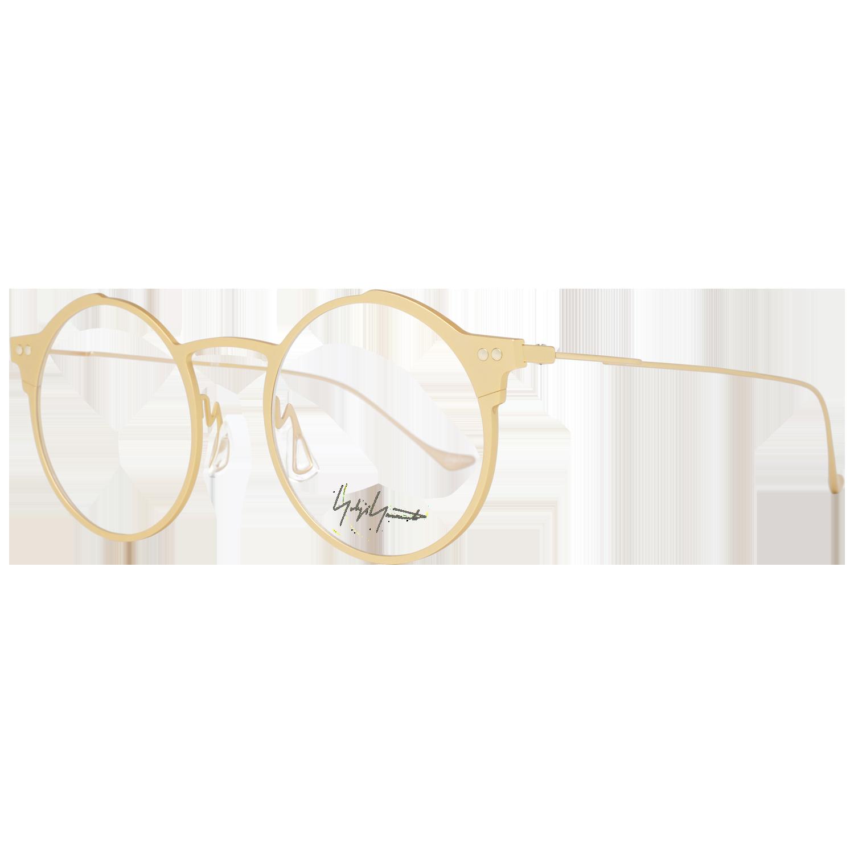 Yohji Yamamoto Optical Frame YY3025 403 49 Gold