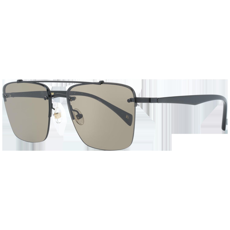 Yohji Yamamoto Sunglasses YS7001 002 54 Black