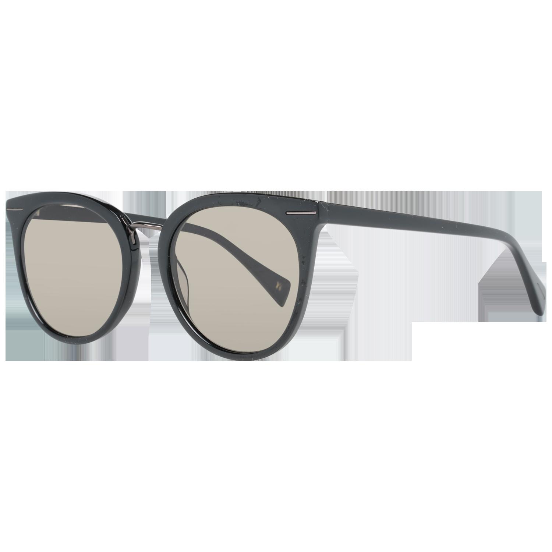Yohji Yamamoto Sunglasses YS5006 001 51 Black