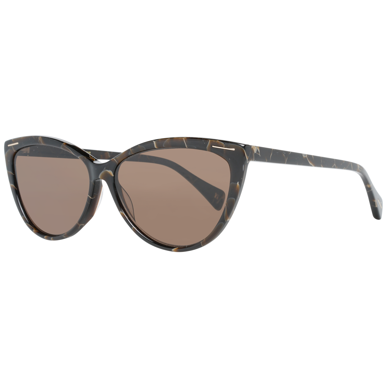 Yohji Yamamoto Sunglasses YS5001 134 58 Brown