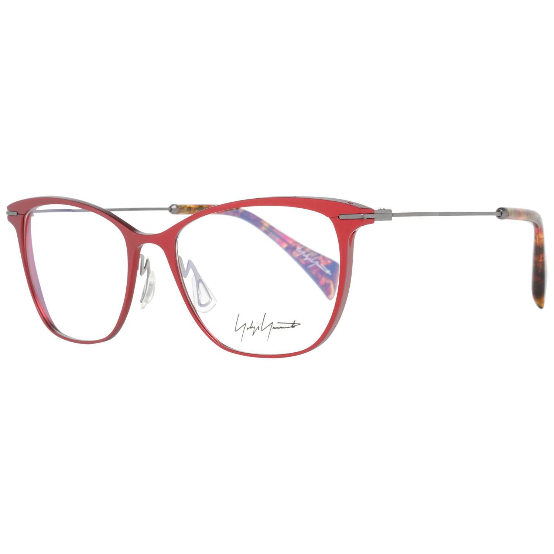 Yohji Yamamoto Optical Frame YY3030 264 53 Red