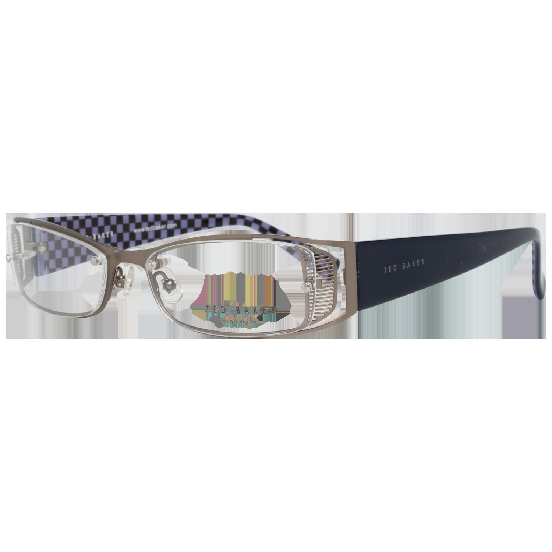 Ted Baker Optical Frame TB4135 963 55 Gunmetal