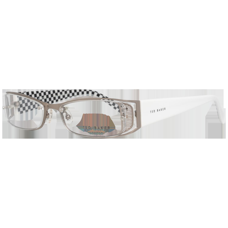 Ted Baker Optical Frame TB4135 861 55 Silver