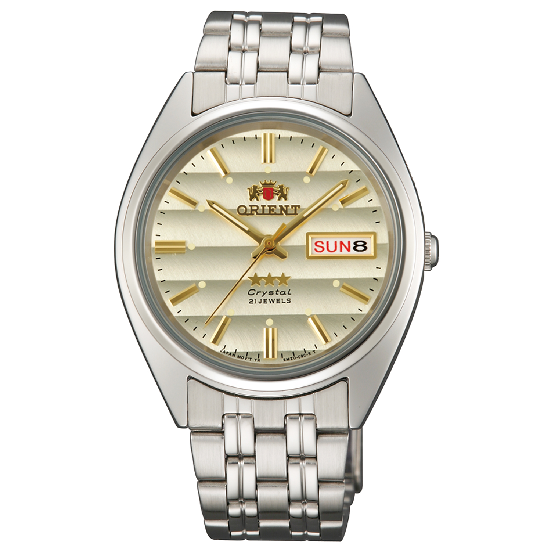 Orient Watch FAB0000DC9 Silver