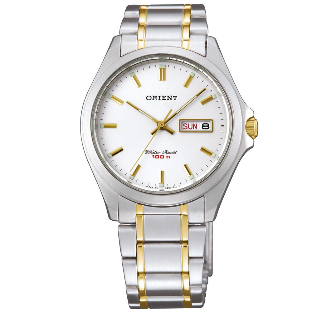 Orient Watch FUG0Q002W6 Silver