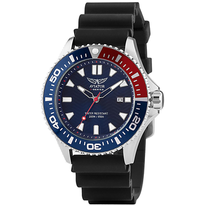 Aviator Watch AVW78341G351 Blue