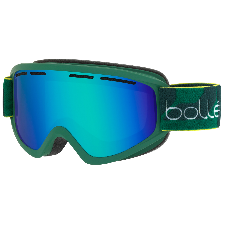 Bolle Goggle 21805 Schuss Green