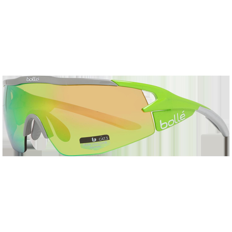 Bolle Sunglasses 12500 Aeromax Green