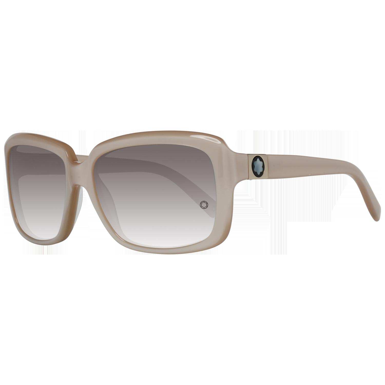 Montblanc Sunglasses MB466S 74F 59 Cream