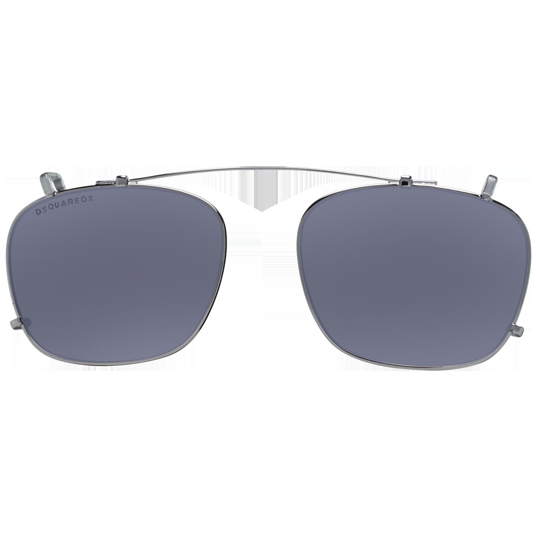 Dsquared2 Sunglasses Clip DQ5137 28N 50 Clip Silver
