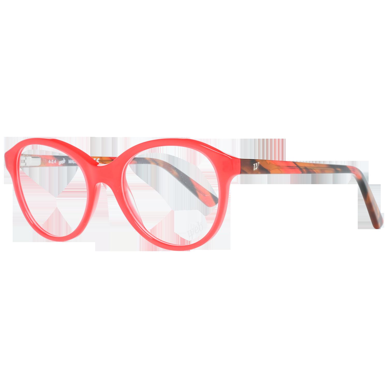 Web Optical Frame WE5145 066 50 Red