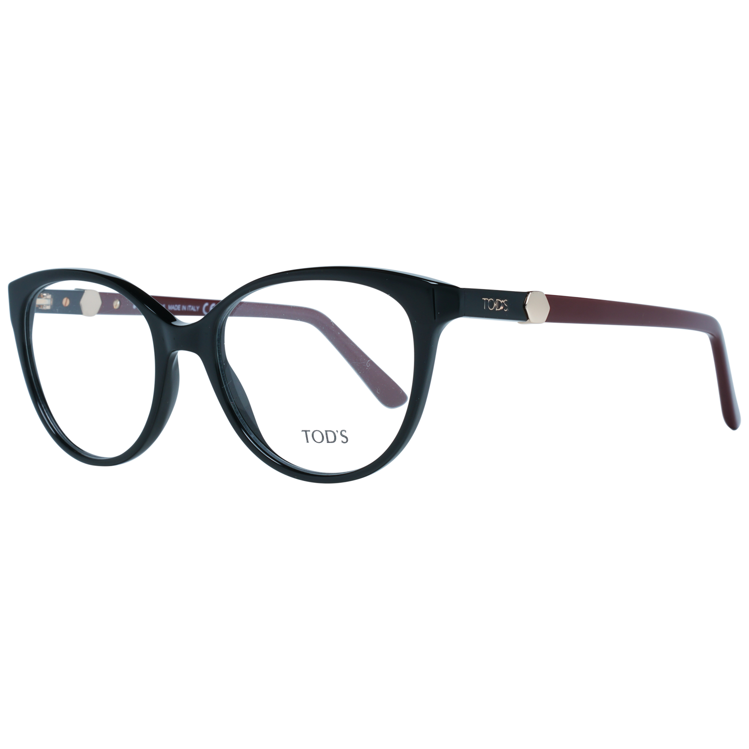 Tods Optical Frame TO5144 005 52 Black