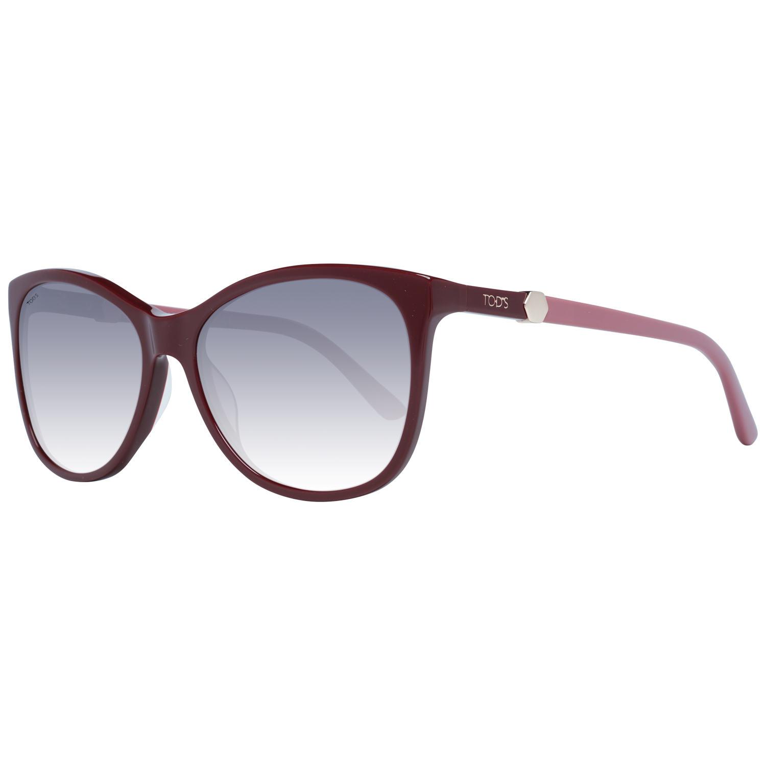 Tods Sunglasses TO0175 69Z 57 Red