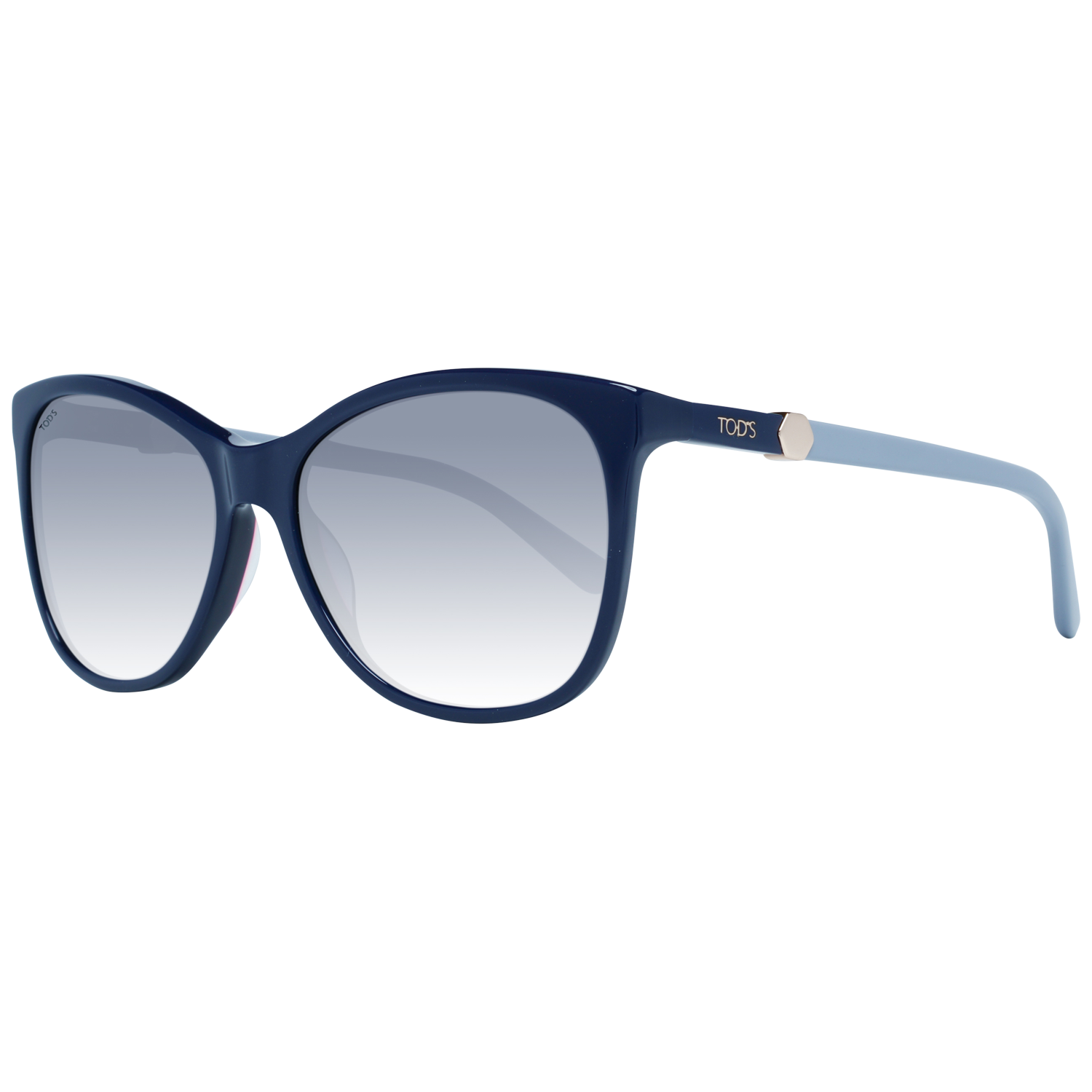 Tods Sunglasses TO0175 90W 57 Blue